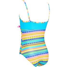 Zoggs Rainbow Classicback Swimsuit Girls multi